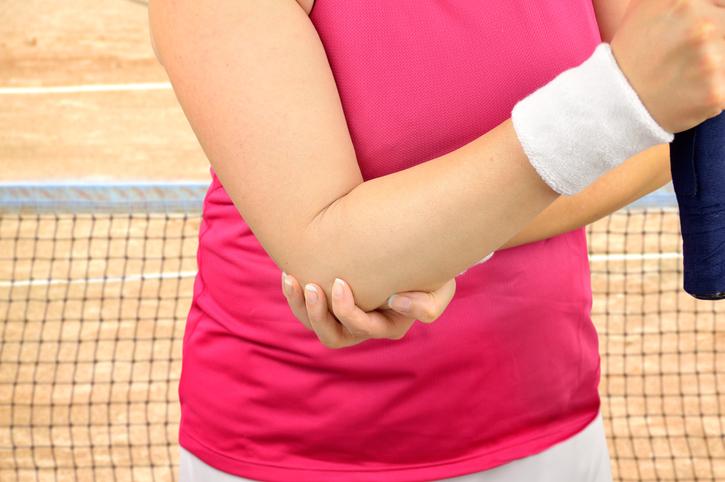 は 治す に テニス 肘